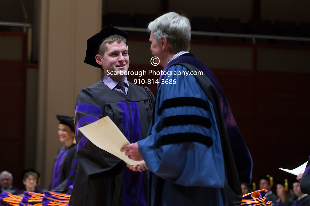 2015 Campbell University Law Graduation Ceremony
