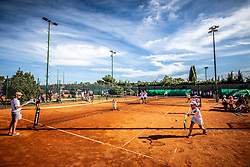 ATP Challenger Zavarovalnica Sava Slovenia Open 2019, day 9, on August 17, 2019 in Sports centre, Portoroz/Portorose, Slovenia. Photo by Vid Ponikvar / Sportida