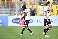 Gervinho Parma celebrates scoring goal of 2-0 Esultanza gol <br /> Parma 22-09-2018 Stadio Ennio Tardini Football Calcio Serie A 2018/2019 Parma - Cagliari <br /> Foto Andrea Staccioli / Insidefoto