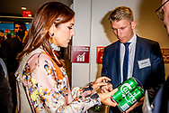 24-9-2018 - Crown Princess of Denmark MAry  at the In New York, Denmark Confirms Role as Global Leader in SDGs<br /> PM Lars Løkke Rasmussen, companies to spotlight Denmark's achievements in sustainability ROBIN UTRECHT