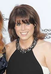 © Licensed to London News Pictures. Princess Eugenie of York at the Novak Djokovic Foundation London gala dinner, The Roundhouse, London UK, 08 July 2013. Photo credit: Richard Goldschmidt/LNP