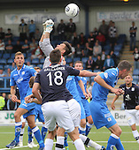 10-08-2013 Queen of the South v Dundee