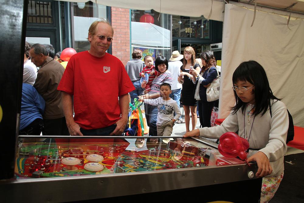 2011 Seattle Chinatown International District Dragon Fest.