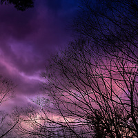 The Gods were angry this evening. <br />