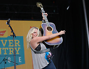 NASHVILLE, TENNESSEE - JUNE 08: Deana Carter performs during 2019 CMA Music Festival - Day 3 on June 08, 2019 in Nashville, Tennessee. (Photo by Mickey Bernal/Getty Images)