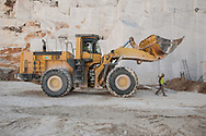 In the quarry