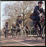 Tweed Run, London, April 10. 2010