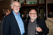 ANTONY JAY; JONATHON LYNN, Yes, Prime Minister Press night re-opening at Apollo Theatre, Shaftesbury Avenue London<br /> <br />  , -DO NOT ARCHIVE-© Copyright Photograph by Dafydd Jones. 248 Clapham Rd. London SW9 0PZ. Tel 0207 820 0771. www.dafjones.com.