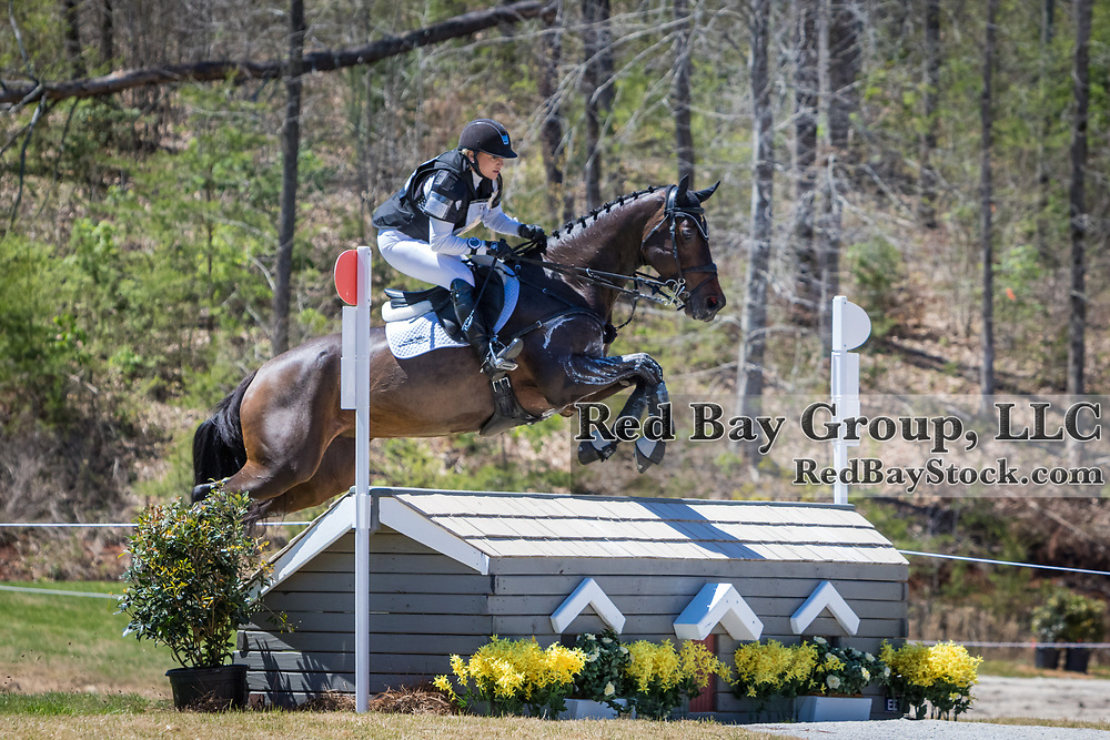 Marilyn Little (USA) and RF Scandalous win the CIC3* The Fork Horse Trials at the Tryon International Equestrian Center in Millbrook, North Carolina.