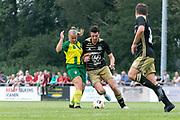 2019, August 28. Vianen, the Netherlands. Niek Roozen at the match VV Brederodes vs Creators FC.