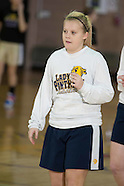 Basketball 2011/12 Girls West Valley vs Franklinville JV