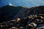 Light House in the direction of Karkinagri