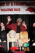 Arkansas Razorback 1994 Basketball  Team that won the National Championship with Nolan Richardson, Scotty Thurman, Corliss Williamson...©Wesley Hitt.All Rights Reserved.501-258-0920.