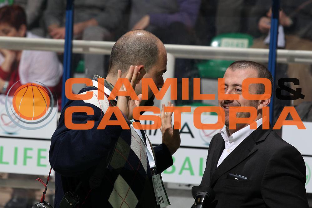 DESCRIZIONE : Siena Eurolega 2011-12 Montepaschi Siena Real Madrid<br /> GIOCATORE : Paolo Lazzeroni Federico Cappelli<br /> CATEGORIA : press stampa fotografo<br /> SQUADRA : Montepaschi Siena<br /> EVENTO : Eurolega 2011-2012<br /> GARA : Montepaschi Siena Real Madrid<br /> DATA : 01/03/2012<br /> SPORT : Pallacanestro <br /> AUTORE : Agenzia Ciamillo-Castoria/ElioCastoria<br /> Galleria : Eurolega 2011-2012<br /> Fotonotizia : Siena Eurolega 2011-12 Montepaschi Siena Real Madrid<br /> Predefinita :