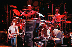 Grateful Dead in Concert at the Saratoga Performing Arts Center, 25 June 1984