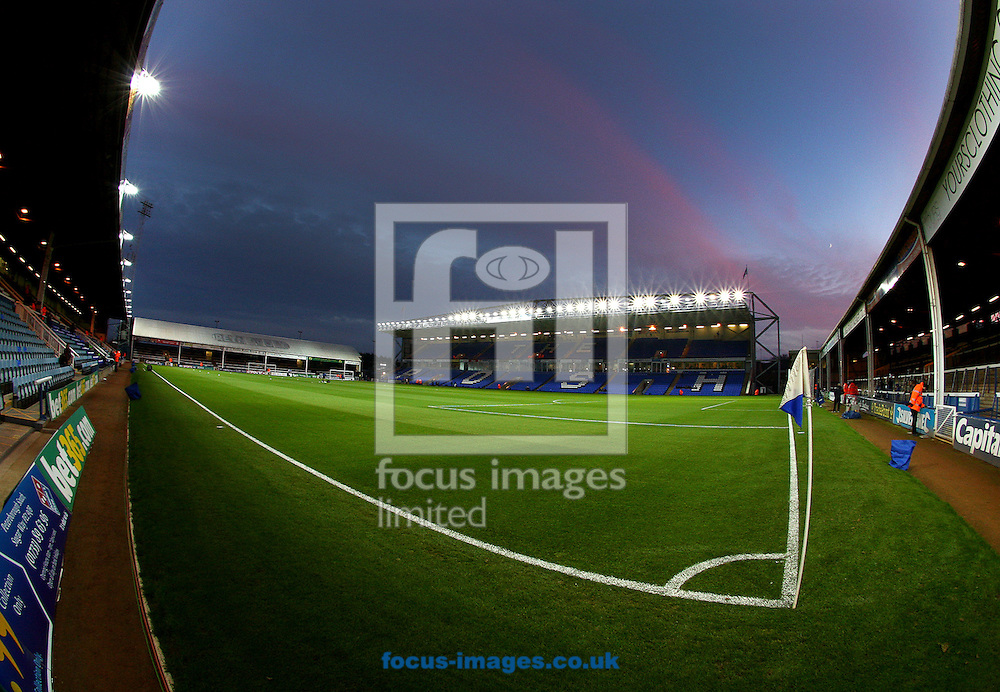 Picture by Rob Fisher/Focus Images Ltd +44 7545 398891.17/11/2012.A general view before the npower Championship match between Peterborough United and Blackburn at London Road, Peterborough.