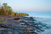 Union Bay, Porcupine Mountains Wilderness State Park, Ontonagon County, Michigan