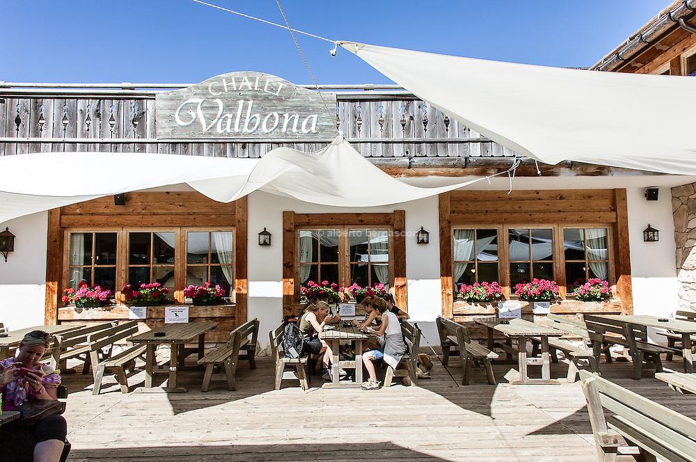 Trentino, Moena Alpe Lusia, Chalet Valbona