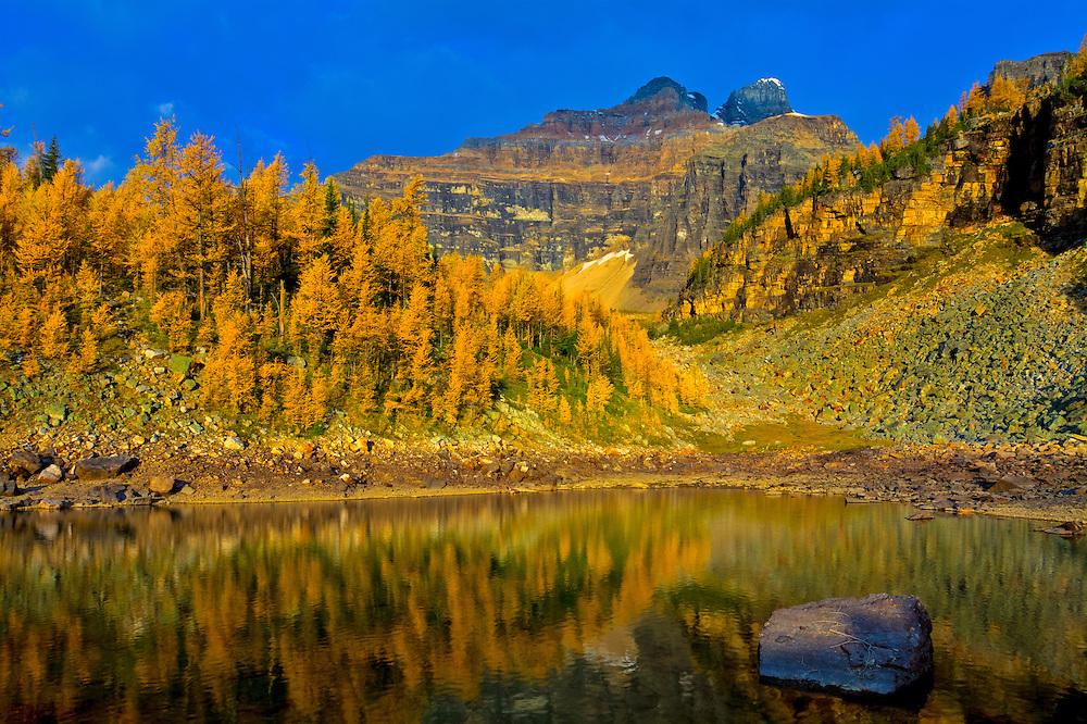 Eiffel Lake, Banff National Park, Alberta, Canada