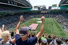 PLU Day Seattle Sounders 2017