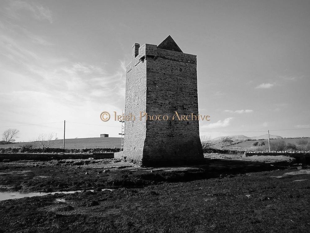 Rockfleet Castle, Newport, Mayo, c.1550,