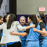 Women's Basketball: Messiah College Falcons vs. Tufts University Jumbos