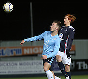 Ben Priest - Falkirk v Dundee, Under 20s Development League at Falkirk Stadium<br /> <br />  - &copy; David Young - www.davidyoungphoto.co.uk - email: davidyoungphoto@gmail.com