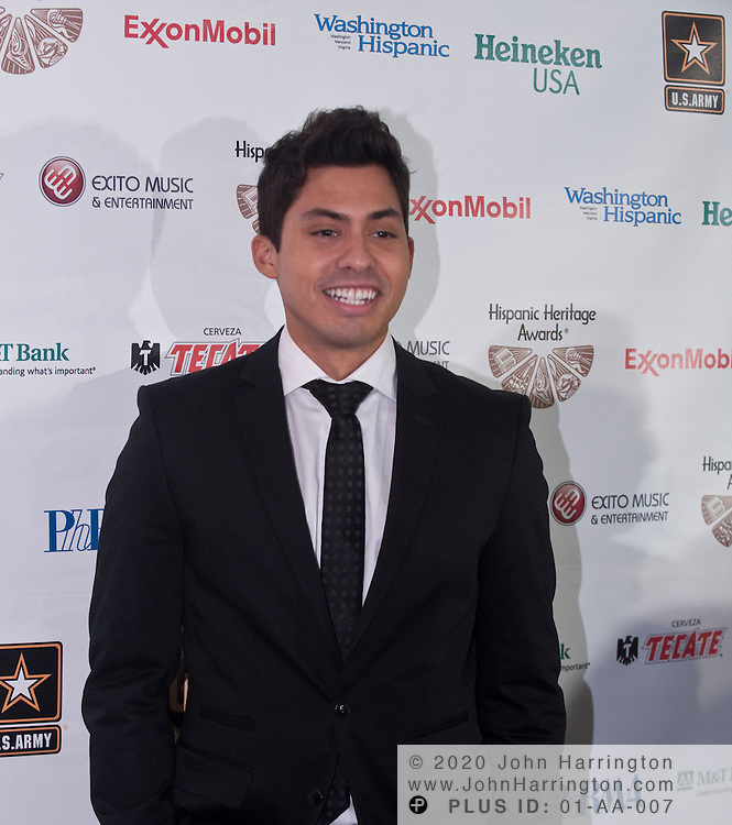 Hispanic Heritage Awards events, sponsored by Heineken and Tecate.