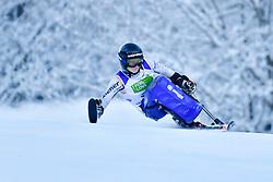 Women's Giant Slalom, SCHAFFELHUBER Anna, LW10-2, GER at the WPAS_2019 Alpine Skiing World Championships, Kranjska Gora, Slovenia