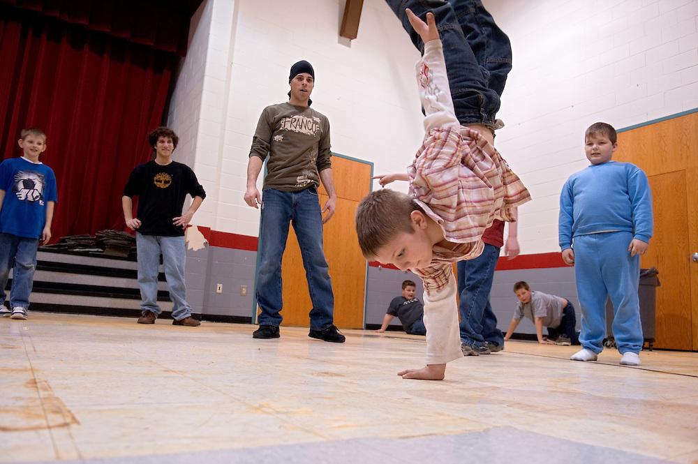 17335Kids on Campus Workshop/ Hip-Hop Congress/ Trimble Elementary School Photos by Mykal McEldowney