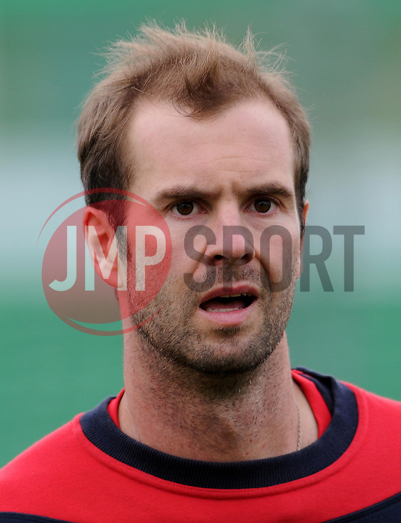 Lancashire's Tom Smith - Photo mandatory by-line: Harry Trump/JMP - Mobile: 07966 386802 - 07/04/15 - SPORT - CRICKET - Pre Season - Somerset v Lancashire - Day 1 - The County Ground, Taunton, England.