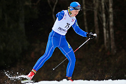BATENKOVA Luliia, UKR at the 2014 IPC Nordic Skiing World Cup Finals - Long Distance