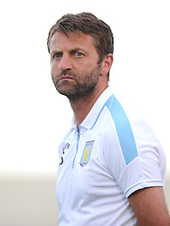 Aston Villa Manager, Tim Sherwood  - Photo mandatory by-line: Joe Meredith/JMP - Mobile: 07966 386802 - 17/07/2015 - SPORT - Football - Albufeira - Estadio Da Nora - Pre-Season Friendly