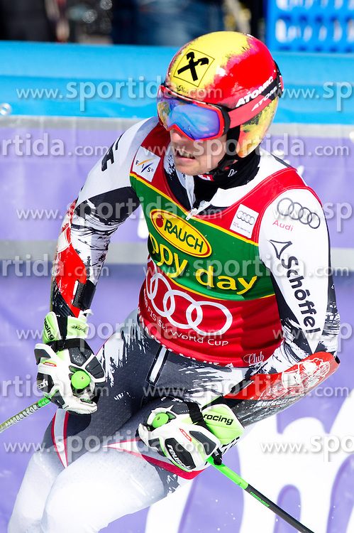 LIGETY Ted of USA during the 2nd Run of Men's Giant Slalom - Pokal Vitranc 2014 of FIS Alpine Ski World Cup 2013/2014, on March 8, 2014 in Vitranc, Kranjska Gora, Slovenia. Photo by Matic Klansek Velej / Sportida
