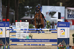 Wagers, Jana (GER) Lasco<br /> Paderborn - Paderborn Challenge 2016<br /> © www.sportfotos-lafrentz.de