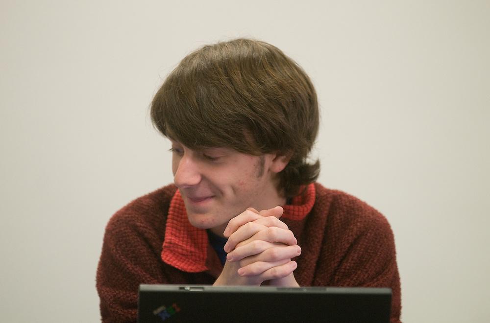 The Davidson Academy, Friday, Nov. 7, 2008...Photos by David Calvert
