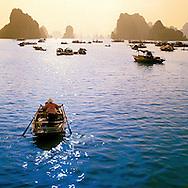 Vietnam Images-Seascape-nature-Heritage-Ha Long hoàng thế nhiệm