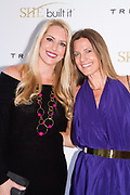 Melanie Barr, Founder of She Built It, and Daniella Peters