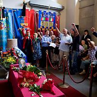 Funerale  della partigiana Giovanna Marturano
