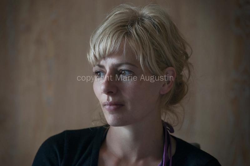 Stéphanie PASQUET, tournage scène imposée de Dominique BAUMARD - emergence 2011