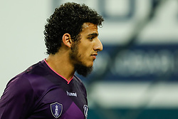 August 24, 2017 - Saint Petersburg, Russia - Yassin Ayoub of FC Utrecht looks on during the UEFA Europa League play-off round second leg match between FC Zenit St. Petersburg and FC Utrecht at Saint Petersburg Stadium on August 24, 2017 in Saint Petersburg, Russia. (Credit Image: © Mike Kireev/NurPhoto via ZUMA Press)
