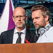 NLD/Amsterdam/201905225 - Amsterdamdiner 2019, dj Sublime FM