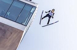 23.02.2019, Bergiselschanze, Innsbruck, AUT, FIS Weltmeisterschaften Ski Nordisch, Seefeld 2019, Skisprung, Herren, im Bild Ryoyu Kobayashi (JPN) // Ryoyu Kobayashi of Japan during the men's Skijumping HS130 competition of FIS Nordic Ski World Championships 2019. Bergiselschanze in Innsbruck, Austria on 2019/02/23. EXPA Pictures © 2019, PhotoCredit: EXPA/ JFK