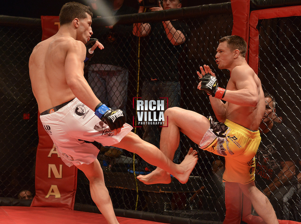Ring Of Combat 48, Tropicana Casino & Resort, Atlantic City, New Jersey, May 16, 2014