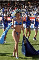 Argentinian football Cheerleaders