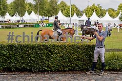 Balsiger Bryan, SUI<br /> CHIO Aachen 2019<br /> Weltfest des Pferdesports<br /> © Hippo Foto - Sharon Vandeput<br /> Balsiger Bryan, SUI