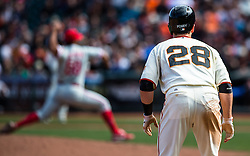 Buster Posey, 2013.