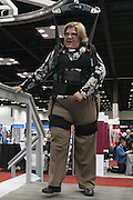 at the American Physical Theraphy Association's Combined Sections Meeting in Indianapolis, Indiana on February 5, 2015.