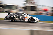March 12-15, 2019: 1000 Miles of Sebring, World Endurance Championship. 88 Dempsey-Proton Racing, Porsche 911 RSR, Gianluca Roda, Matteo Cairoli