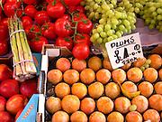 Fruit in London Market